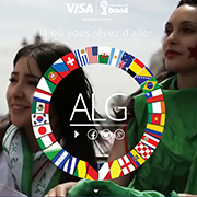 Extrait de la video Samba Algeria ViSA World Cup 2014
