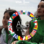 Akim's World Cup tribute : Samba Algeria